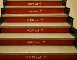 staircase calories